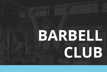 Looking For A Barbell Program Near You?